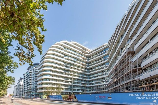 2 bed flat for sale in Two Bedroom. Chelsea Bridge Wharf
