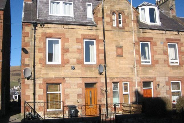 Thumbnail Flat to rent in Meigle Street, Galashiels, Scottish Borders