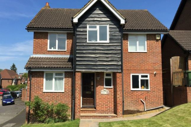 Thumbnail Detached house to rent in River View, Maidstone