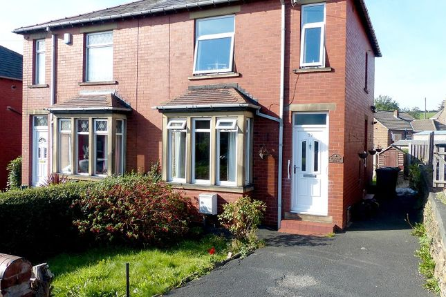 Thumbnail Semi-detached house for sale in Leeds Old Road, Heckmondwike, West Yorkshire.