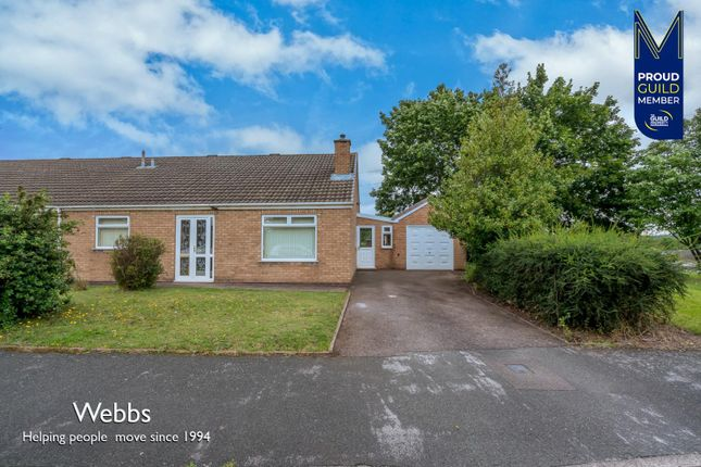 3 bed bungalow to rent in Barnard Way, Cannock WS11