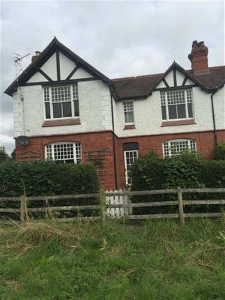 Thumbnail Semi-detached house to rent in Waterloo Place, Newbridge, Oswestry