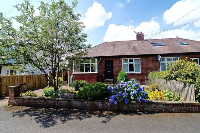 Thumbnail Semi-detached bungalow for sale in Merryleazes, Allendale Road, Hexham