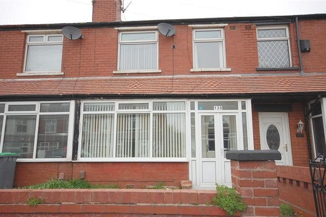 Thumbnail Terraced house to rent in Marsden Road, Blackpool