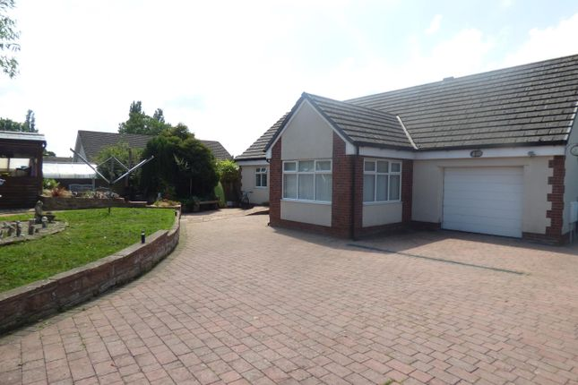 Thumbnail Detached bungalow for sale in Scalegate Road, Carlisle