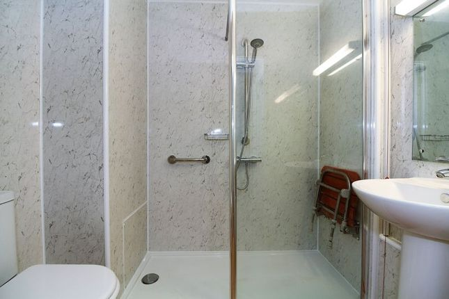 Shower Room of Barnfield Place, Newland Street, Witham CM8