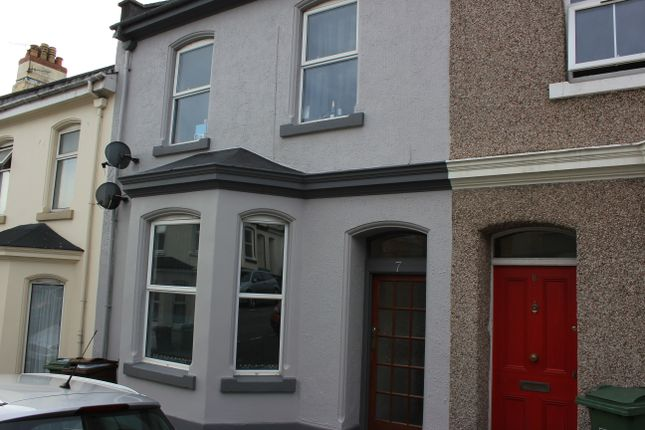 First Floor Flat, Room 1 - Wake Street, Plymouth PL4