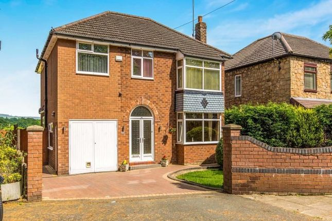Thumbnail Detached house for sale in Nasmyth Avenue, Denton, Manchester