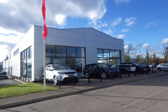Thumbnail Retail premises to let in Edison Road, Houndmills Industrial Estate, Basingstoke