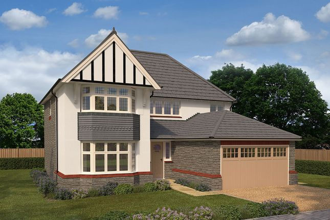 """Thumbnail Detached house for sale in """"Henley+"""" at Cowbridge Road, St. Nicholas, Cardiff"""