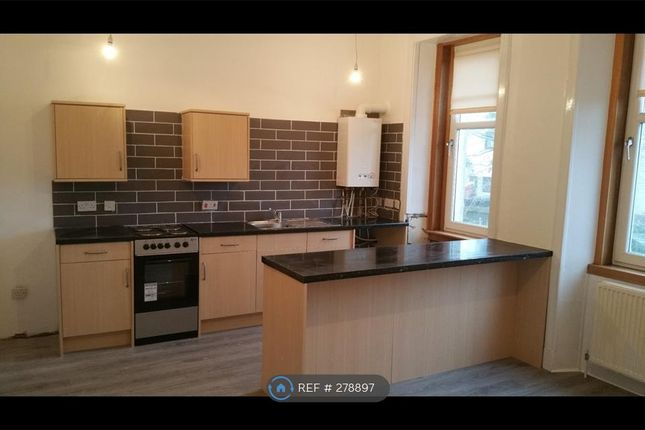 Thumbnail Flat to rent in Springvale Street, Saltcoats