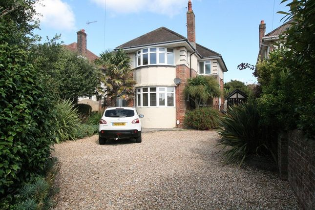 Thumbnail Detached house to rent in Belle Vue Road, Southbourne, Bournemouth