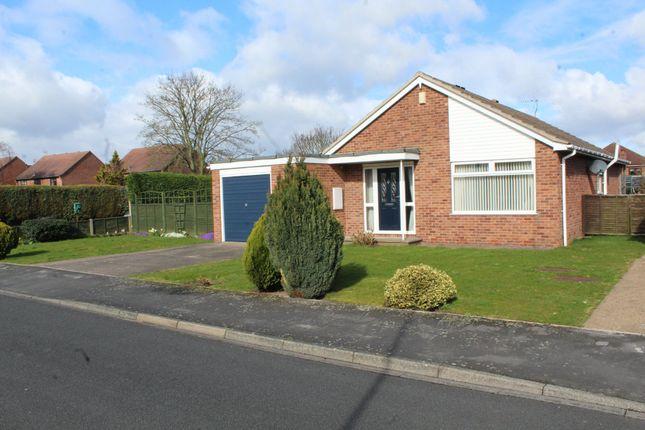 Thumbnail Detached bungalow for sale in Saffron Drive, Snaith