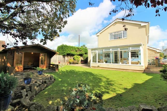 Thumbnail Detached house for sale in Oakleigh Gardens, Oldland Common, Bristol