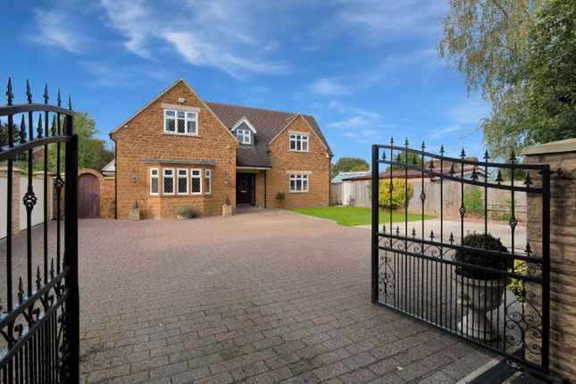 Thumbnail Detached house for sale in Broughton Road, Banbury
