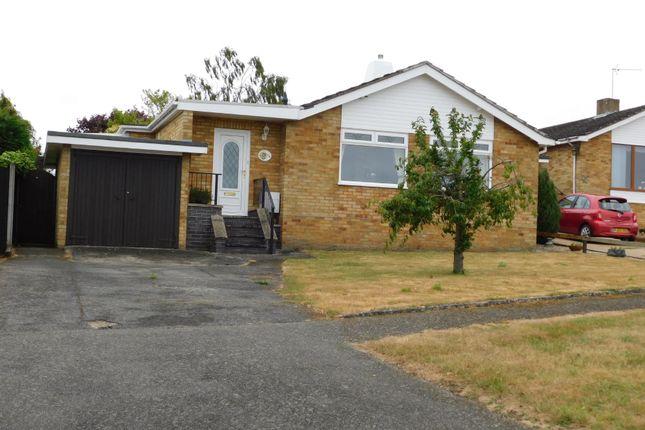Detached bungalow for sale in Chalkeith Road, Needham Market, Ipswich