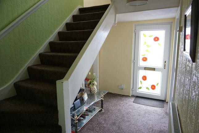 Hallway of Hywel Crescent, Barry CF63
