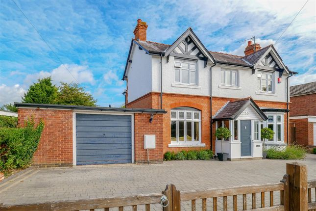 Thumbnail Detached house for sale in Bromsgrove Road, Studley