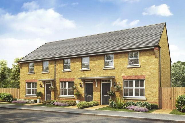 """3 bedroom end terrace house for sale in """"Archford"""" at Heol Sirhowy, Caldicot"""