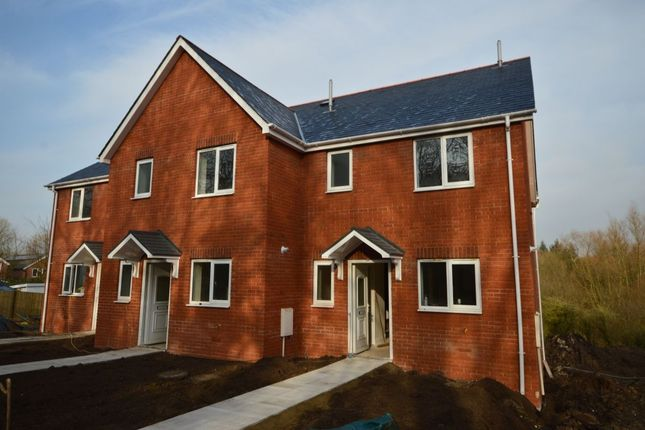 Thumbnail Semi-detached house for sale in Hillside Villas, Charlton, Andover