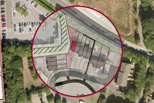 Aerial Map of Aspen Walk, Totton, Southampton SO40