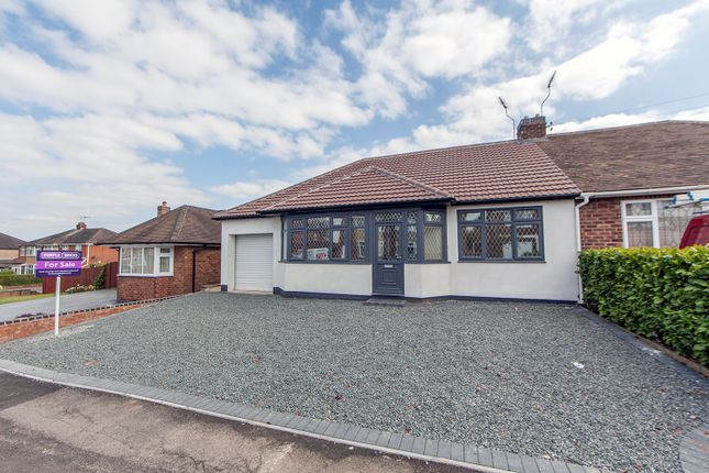 Thumbnail Semi-detached bungalow for sale in Hadleigh Road, Finham, Coventry