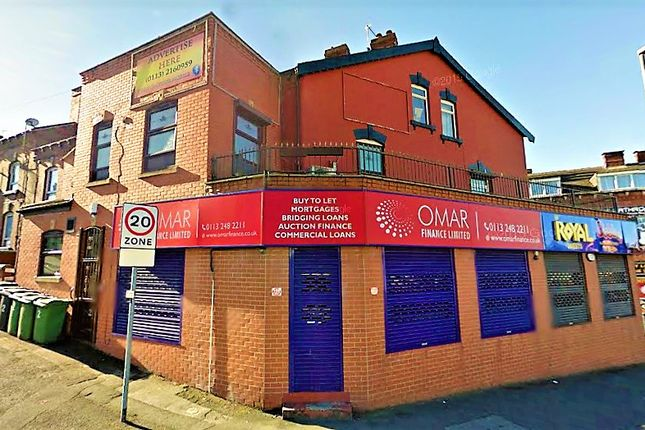 Thumbnail Flat for sale in Bayswater Terrace, Harehills, Leeds