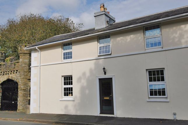 Thumbnail Cottage to rent in The Gatehouse, Fort Anne Road, Douglas