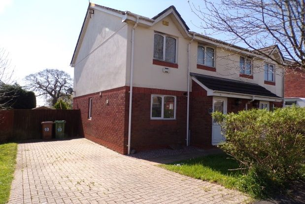 Thumbnail Property to rent in Blackthorn Close, Honicknowle, Plymouth