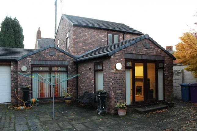 Front Elevation of Rowen Court, Aigburth L17