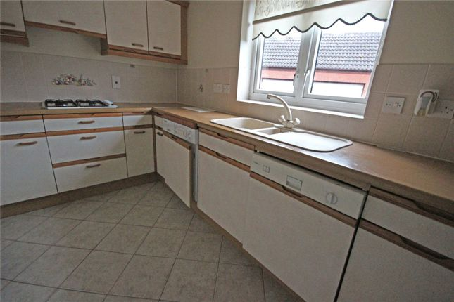 Kitchen of Southview Court, Kirby Lane, Leicester, Leicestershire LE9