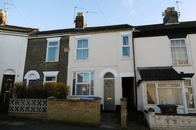 Thumbnail Terraced house to rent in Rupert Street, Norwich