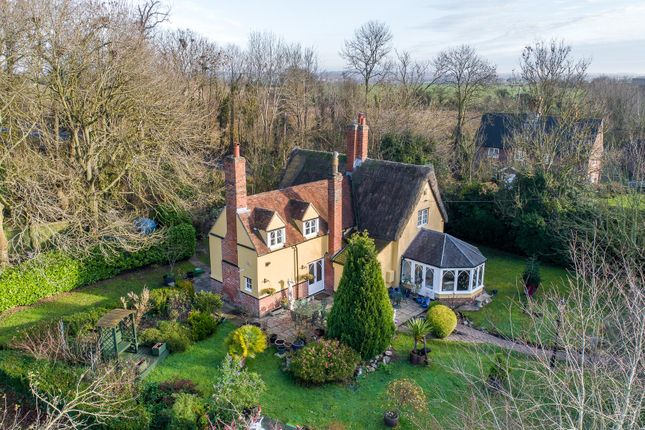 Thumbnail Detached house for sale in Cockfield, Bury St. Edmunds