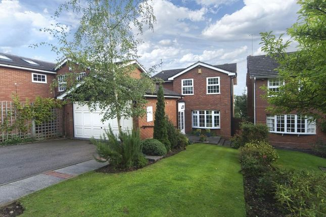 Thumbnail Detached house for sale in Grove Lane, Wightwick, Wolverhampton