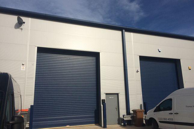 Thumbnail Industrial to let in Hazel Drive, Dyffryn Business Park, Hengoed, Caerphilly