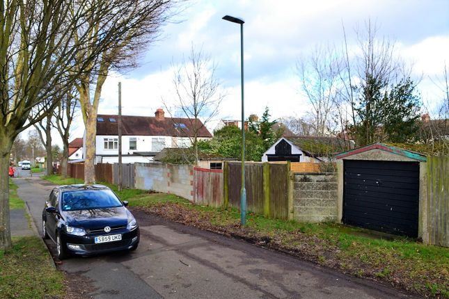 Thumbnail Land for sale in Demesne Road, Wallington, Surrey