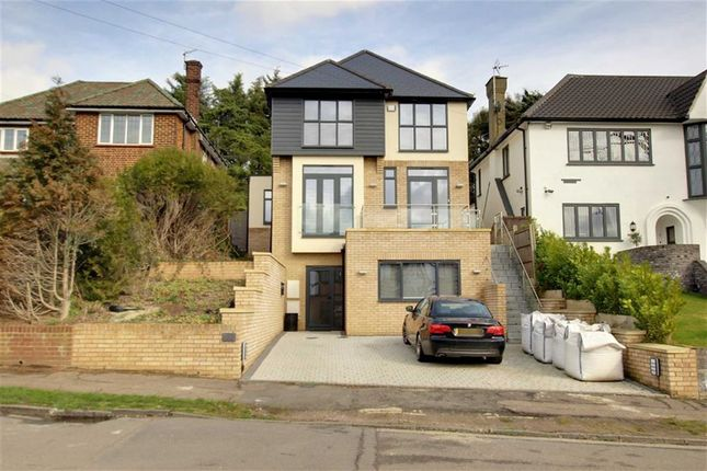 Thumbnail Detached house for sale in Old Park View, Enfield