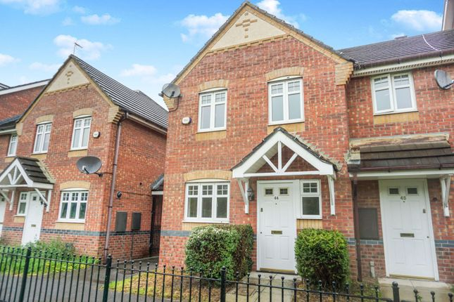 The Property of Redwood Drive, Crewe CW1
