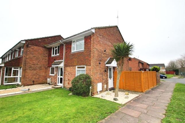 Thumbnail End terrace house for sale in Poplar Road, Worthing, West Sussex