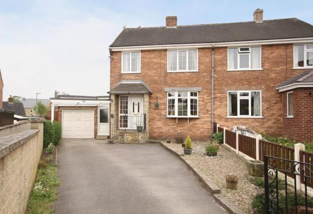Thumbnail Semi-detached house for sale in Appletree Drive, Dronfield, Derbyshire