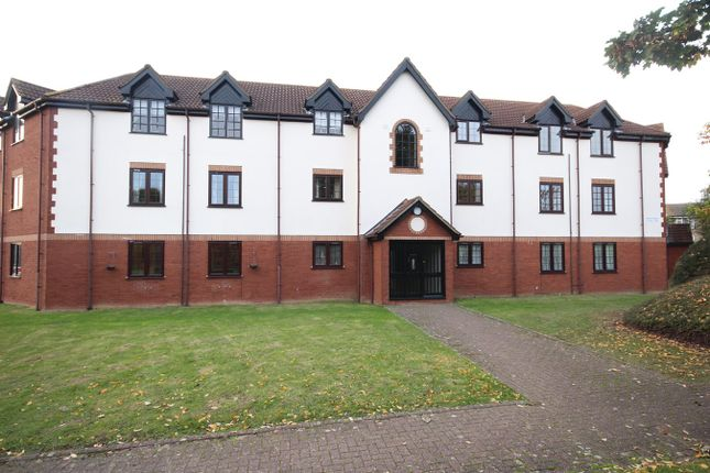 Thumbnail Flat to rent in Pascal Way, Letchworth Garden City