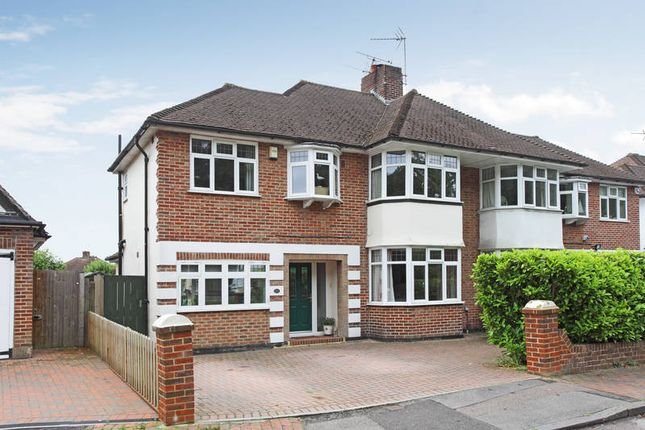 Thumbnail Semi-detached house to rent in St Johns Road, Tunbridge Wells