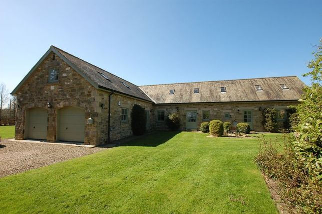 Thumbnail Barn conversion for sale in Prestwick, Newcastle Upon Tyne