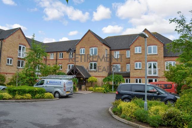Thumbnail 1 bed flat for sale in Forge Court, Leicester