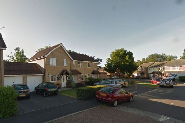 Thumbnail Terraced house to rent in The Limes, Kingsnorth, Ashford