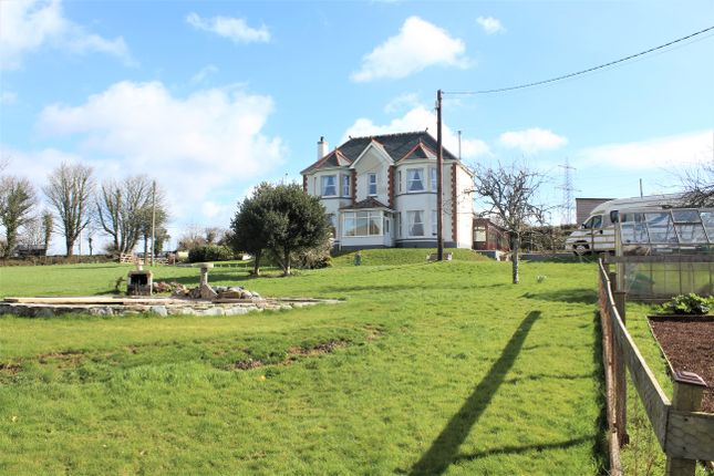 Thumbnail Detached house for sale in Wrangaton, South Brent