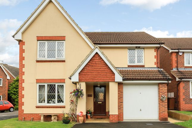 Thumbnail Detached house for sale in Roxburghe Dale, Normanton