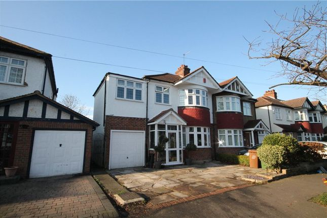 4 bed semi-detached house for sale in Wrayfield Road, North Cheam, Sutton