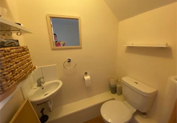 Downstairs W.C. of Friary Mews, Newark, Nottinghamshire. NG24