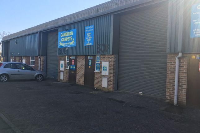 Thumbnail Industrial to let in Severnbridge Industrial Estate, Caldicot